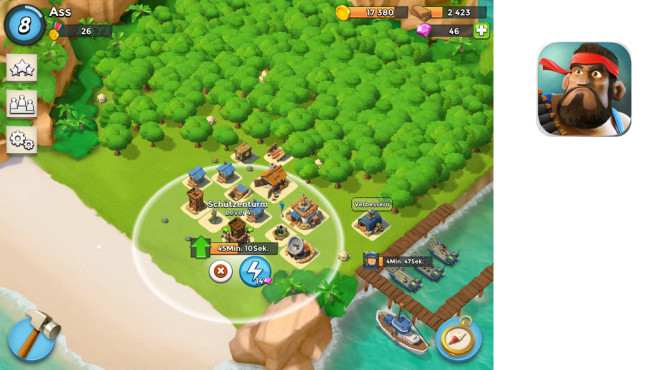 Boom Beach © Supercell