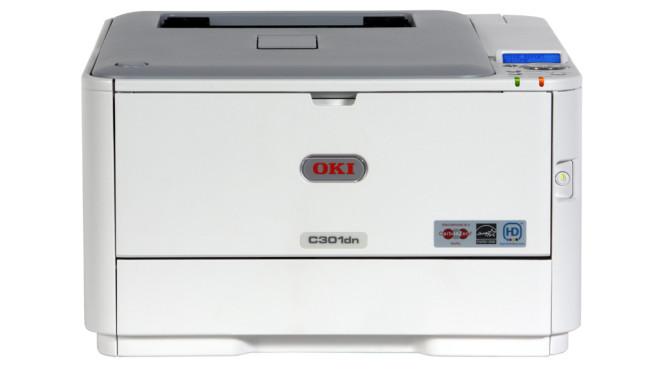 Oki Systems C301dn ©COMPUTER BILD