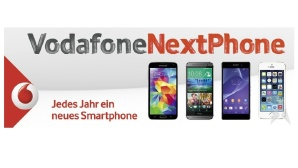 Vodafone NextPhone Tarif ©Mobiflip