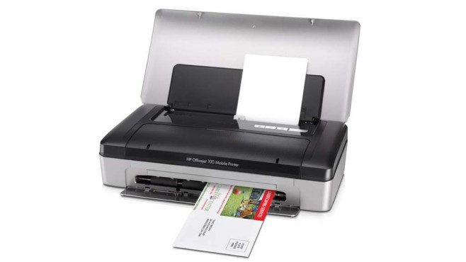Hewlett-Packard HP OfficeJet 100 Mobile © Hewlett-Packard