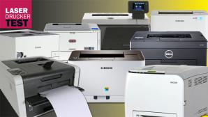 Acht Farblaserdrucker im Test ©COMPUTER BILD