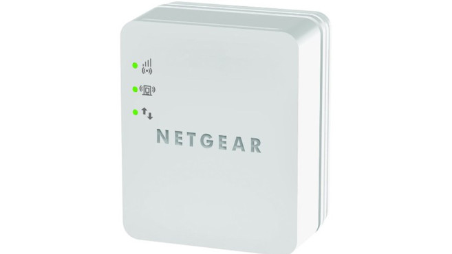 Netgear WN1000RP-100PES WLAN-Repeater ©Netgear