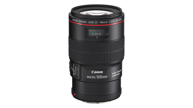 Canon EF 100mm f2.8 L Makro IS USM © Canon