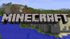 Minecraft: Logo©Mojang