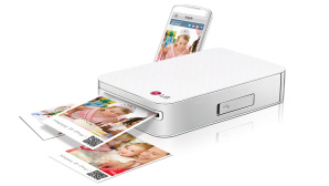 LG Pocket photo Printer PD233 © LG