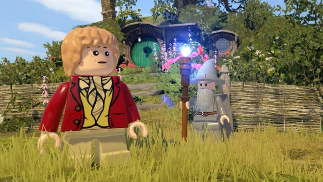 Lego Der Hobbit © Warner Bros. Interactive