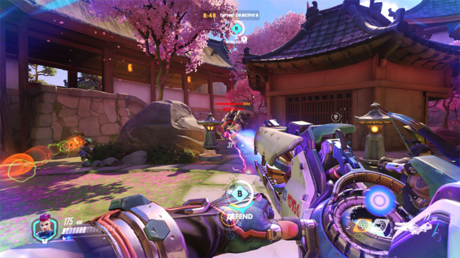 Overwatch: PS4- und Xbox-One-Version angespielt © Blizzard