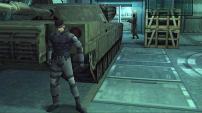 Metal Gear Solid © Konami