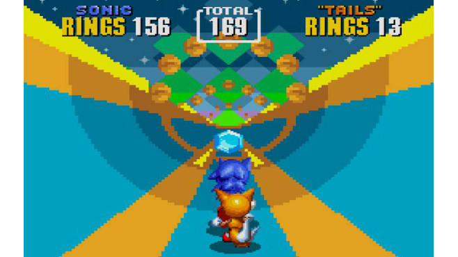 Sonic the Hedgehog 2 © Sega
