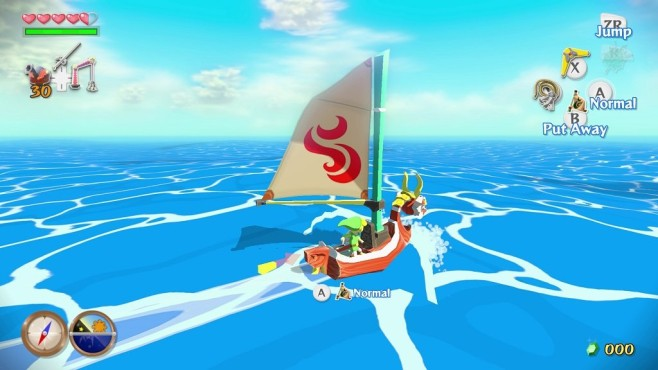 Zelda � The Wind Waker © Nintendo