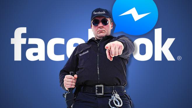 Facebook Messenger-Zwang ©Facebook, Roman Milert - Fotolia.com