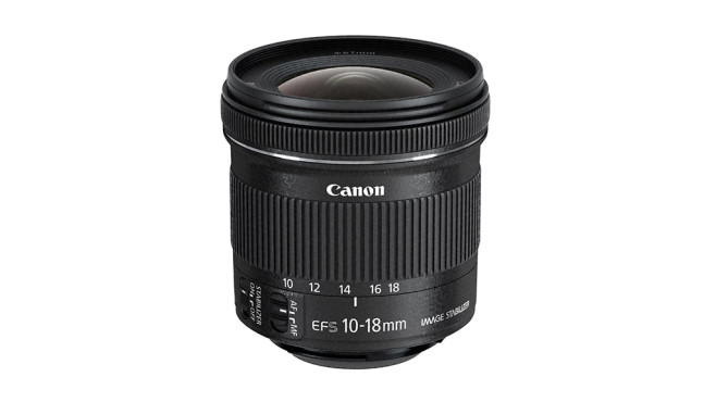 Canon EF-S 10-18mm f4,5-5,6 IS STM © Canon