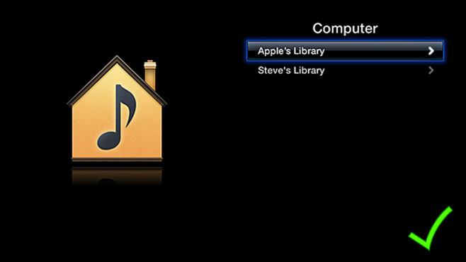 Heimnetzwerk-Streaming: Apple TV ©Apple