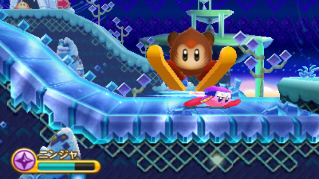 Kirby – Triple Deluxe ©Nintendo