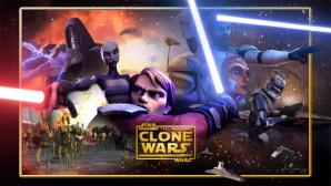 Clone Wars - Die Serie jetzt bei Watchever ©Lucasfilm