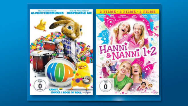 DVDs ©Saturn