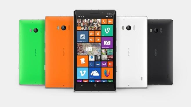 Nokia Lumia 930 ©Nokia
