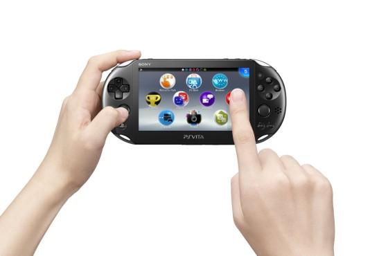 Sony Playstation Vita (PCH-2000) ©Sony