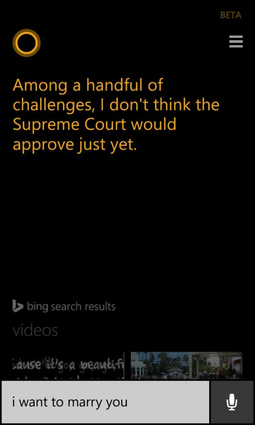 fotos Die zwanzig witzigsten Dialoge mit Cortana .