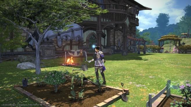 Final Fantasy 14 – A Realm Reborn ©Square Enix
