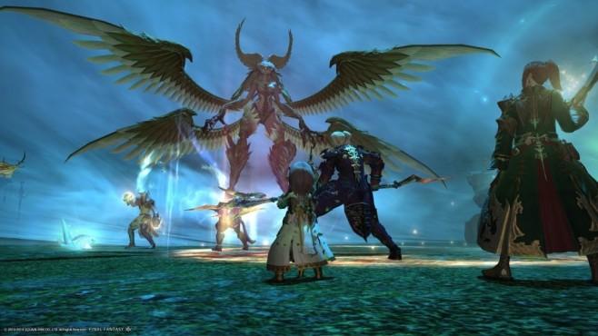 Final Fantasy 14 � A Realm Reborn ©Square Enix