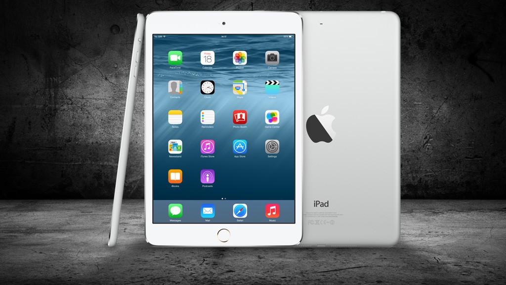 ipad mini 3 im test apple tablet computer bild. Black Bedroom Furniture Sets. Home Design Ideas