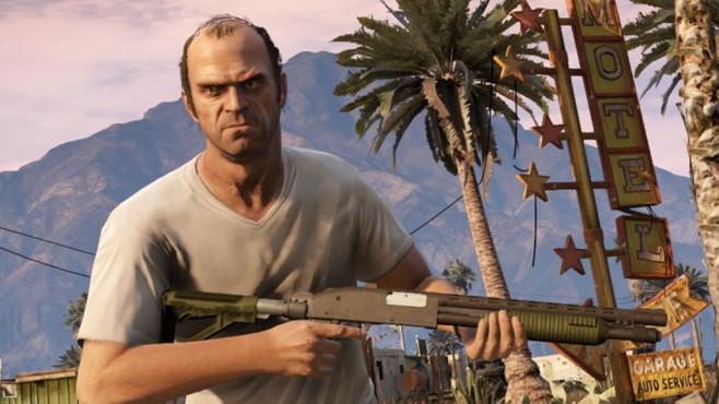 GTA 5: DLC ©Rockstar Games