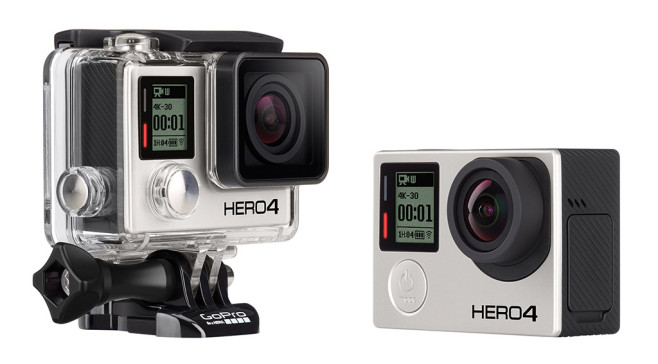 GoPro Hero4 Black © GoPro