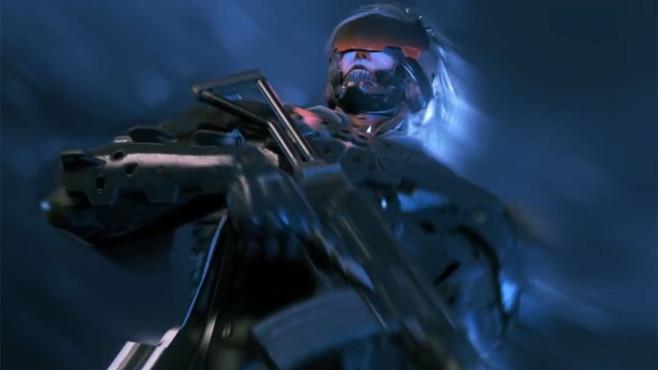 Metal Gear Solid 5: Raiden©Konami