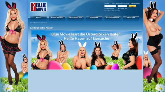 Blue Movie HD © Blue Movie, COMPUTER BILD