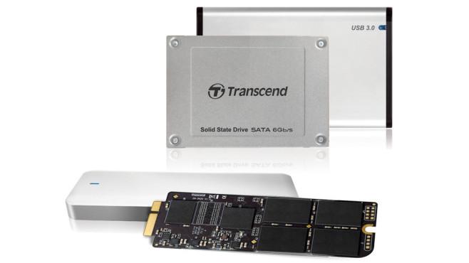 Transcend JetDrive ©Transcend