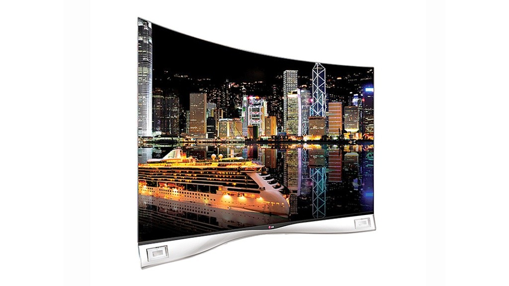lg 55ea9809 test des curved oled fernsehers audio video. Black Bedroom Furniture Sets. Home Design Ideas