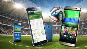 Samsung Galaxy S5 vs. HTC One M8 © KB3 - Fotolia.com, Samsung, HTC, adidas