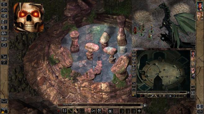 Baldur's Gate 2 ©Overhaul Games