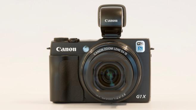 Canon PowerShot G1 X Mark II ©COMPUTER BILD