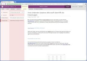 Microsoft OneNote Online