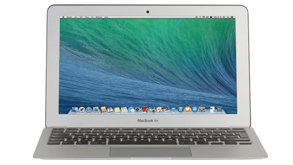 apple macbook air 2014 test und mehr computer bild. Black Bedroom Furniture Sets. Home Design Ideas