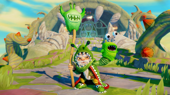 Chompy Mage ©Activision