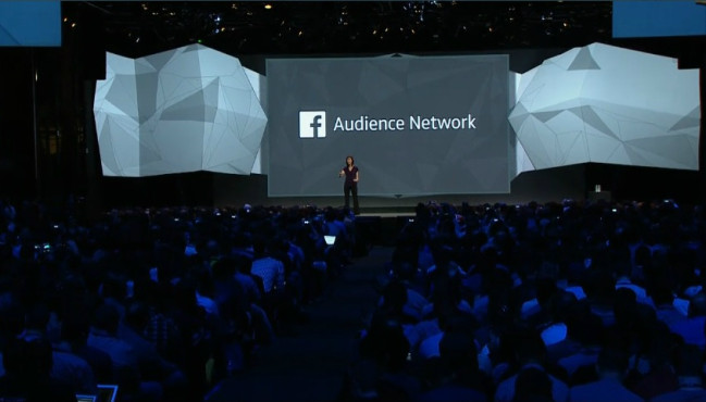 Facebook Audience Network © Facebook