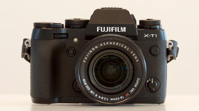 Fujifilm X-T1 ©Fujifilm,. COMPUTER BILD