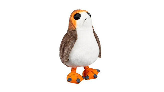 Porg in Plüsch © Amazon