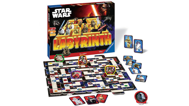 Ravensburger Star Wars Labyrinth © Amazon