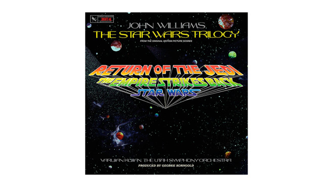 Star Wars – The Ultimate Vinyl Collection © Amazon