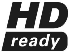 """Offizielles Logo """"HD ready"""""""
