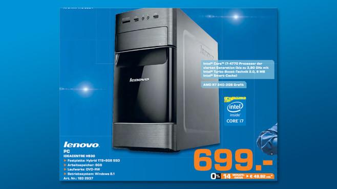 Lenovo H530 (57322420) ©Saturn