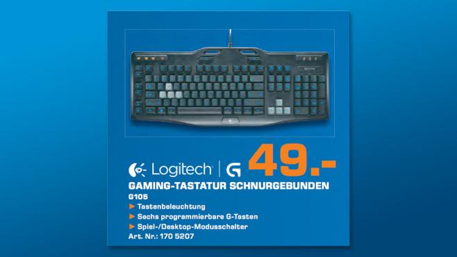 Logitech 920-005048 G105 ©Saturn