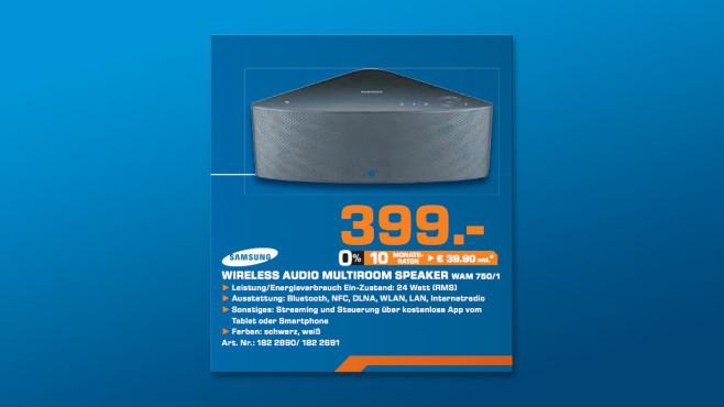 Samsung WAM750 ©Saturn