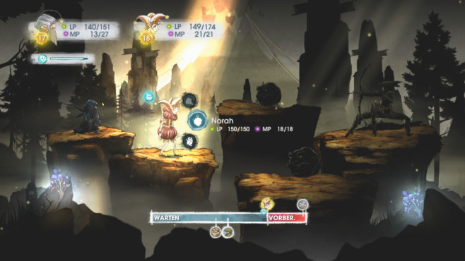 Child of Light: Gefährten © Ubisoft