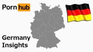 Pornhub-Deutschland-Analyse ©Pornhub