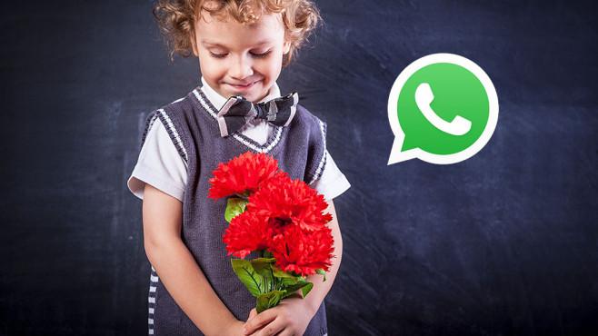 WhatsApp: Die schönsten und lustigsten Sprüche zum Muttertag ©©istock.com/Kontrec/WhatsApp